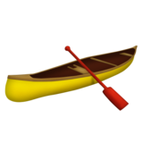 Canoe on Emojipedia 3.0