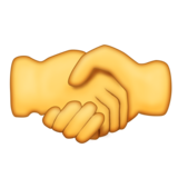 Handshake on Emojipedia 3.0