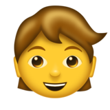 Child on Emojipedia 5.0