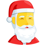 Santa Claus on Messenger 1.0