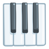 Musical Keyboard on Messenger 1.0