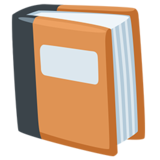 Notebook With Decorative Cover on Messenger 1.0