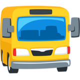 Oncoming Bus on Messenger 1.0