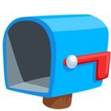 Open Mailbox With Lowered Flag on Messenger 1.0
