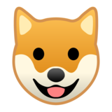 Dog Face on Google Android O Beta
