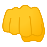 Oncoming Fist on Google Android O Beta