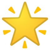 Glowing Star on Google Android O Beta