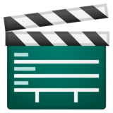Clapper Board on Google Android 8.0