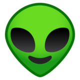 Alien on Google Android 8.0