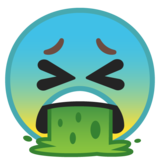 Face Vomiting on Google Android 8.0