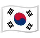 South Korea on Google Android 8.0