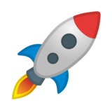 Rocket on Google Android 8.0