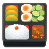 Bento Box on Google Android 8.1