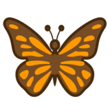 Butterfly on Google Android 8.1