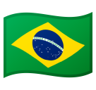 Brazil on Google Android 8.1