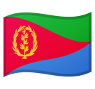 Eritrea on Google Android 8.1