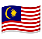 Malaysia on Google Android 8.1