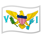 U.S. Virgin Islands on Google Android 8.1