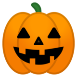 Jack-O-Lantern on Google Android 8.1