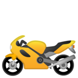 Motorcycle on Google Android 8.1