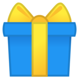 Wrapped Gift on Google Android 8.1