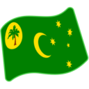 Cocos (Keeling) Islands on Google Android 5.0