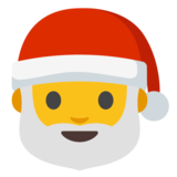 Santa Claus on Google Android 7.0