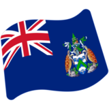 Ascension Island on Google Android 7.0