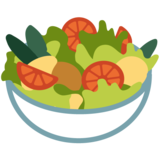 Green Salad on Google Android 7.0