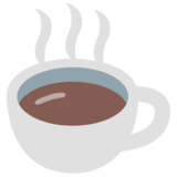Hot Beverage on Google Android 7.0