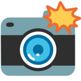 Camera With Flash on Google Android 7.1