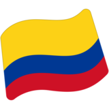 Colombia on Google Android 7.1