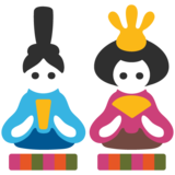 Japanese Dolls on Google Android 7.1