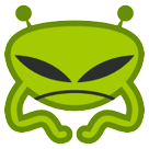 Alien Monster on HTC Sense 7