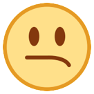 Confused Face on HTC Sense 7