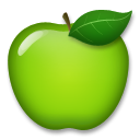 Green Apple on LG G3