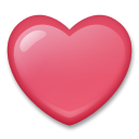 Red Heart on LG G3