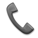 Telephone Receiver on LG G3