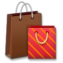 Shopping Bags on LG G4