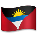 Antigua & Barbuda on LG G5