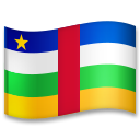 Central African Republic on LG G5