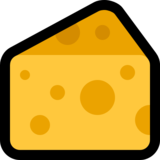 Cheese Wedge on Microsoft Windows 10 Fall Creators Update