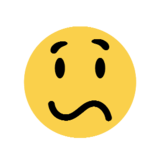 Confused Face on Microsoft Windows 8.1