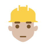 Construction Worker on Microsoft Windows 8.1