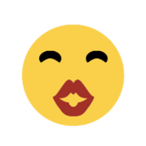 Face Blowing a Kiss on Microsoft Windows 8.1