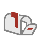 Open Mailbox With Raised Flag on Microsoft Windows 8.1