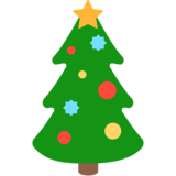 Christmas Tree on Mozilla Firefox OS 2.5