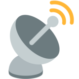 Satellite Antenna on Mozilla Firefox OS 2.5