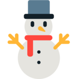 Snowman Without Snow on Mozilla Firefox OS 2.5