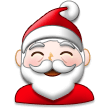 Santa Claus on Samsung Experience 8.5